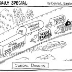 cabal of sunday drivers